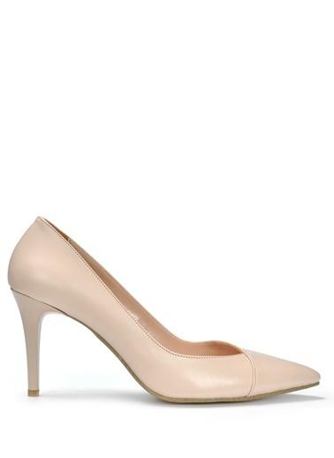 Vizon Ayakkabı Ayakkabı Ten